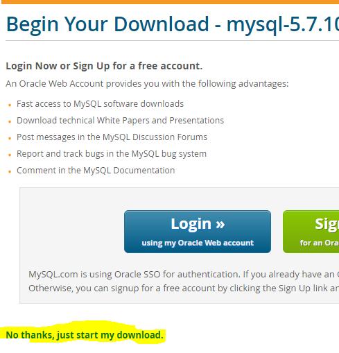 Install MySQL 5 7 on Windows 10 | Zedfox Technologies Blog